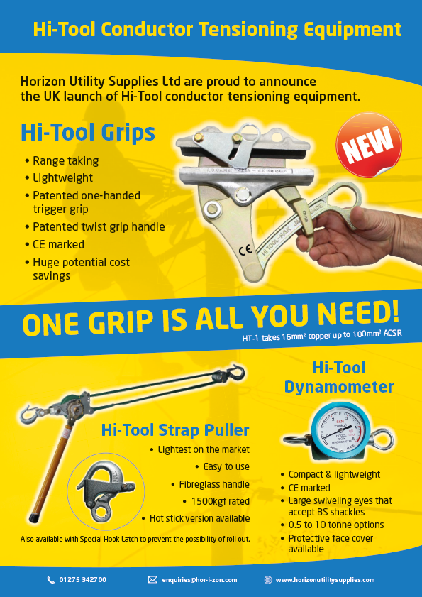 Hi Tool Grip Flyer