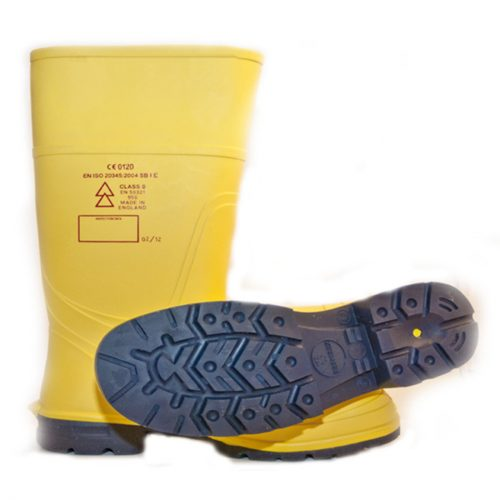 Dielectric Boots