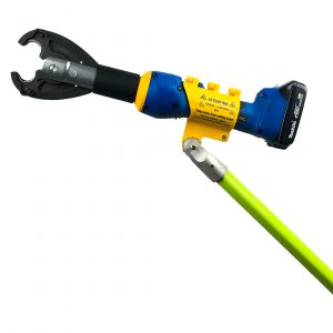 Klauke Remote Crimp Tool