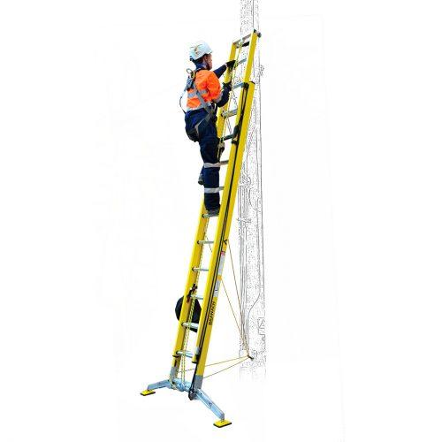 Branach Ladders Euro Fall Control System 2