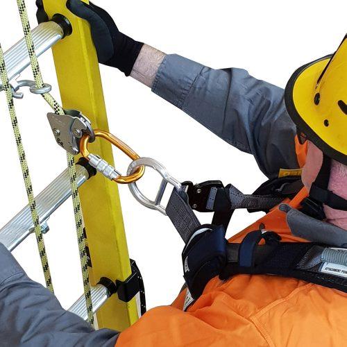 Branach Ladders Euro Fall Control System 4