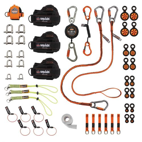 Ergodyne-Squids-3170-Tower-Climber-Tool-Tethering-Kit