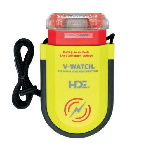 V WATCH Personal Voltage Detector